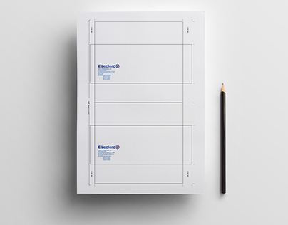 Big & Small Envelop Design with print output setup