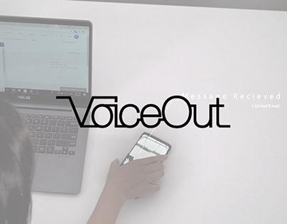 VoiceOut - Short Ad