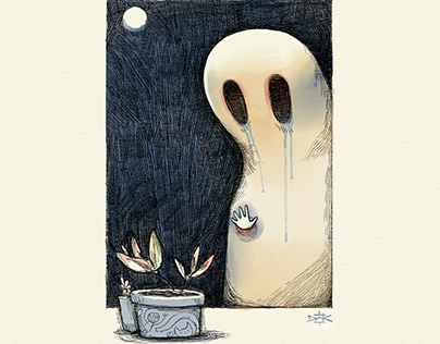The Ghost and the Pot