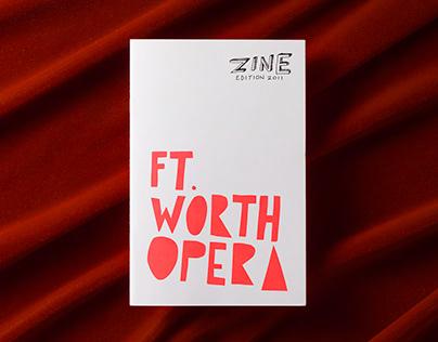 Fort Worth Opera | Festival Zine