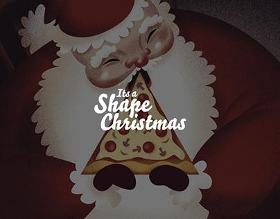 It's a Shape Christmas