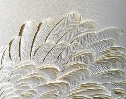 Paper Poetry | paper carving