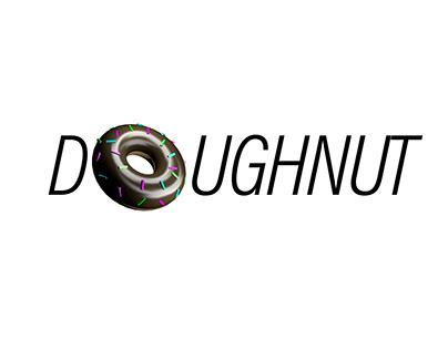 3D STUDY - DOUGHNUTS