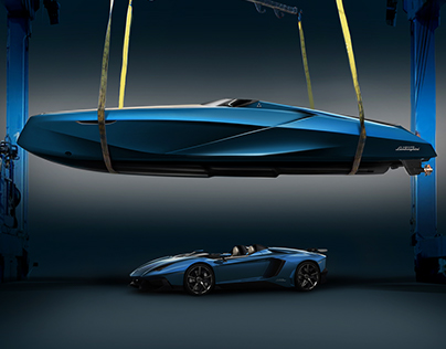 OFFICINA ARMARE SPEEDBOAT CONCEPT