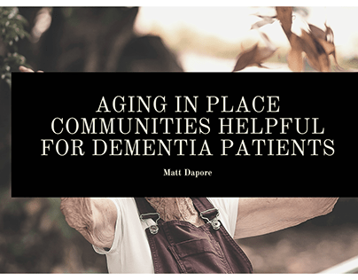 Aging in Place Communities