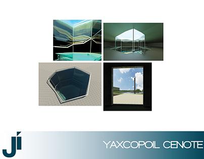 Yaxcopoil Cenote