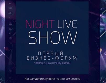 Night live forum