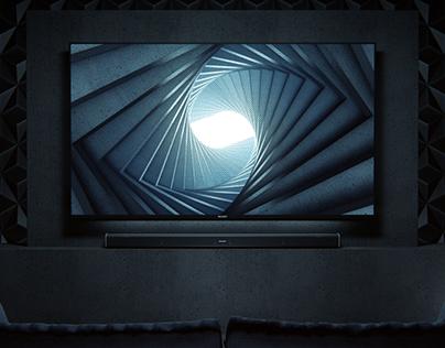 Sharp Dolby Atmos