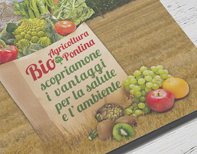 Impaginato Bio Agricoltura Pontina