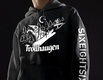 Trollhaugen x Six Eight Six