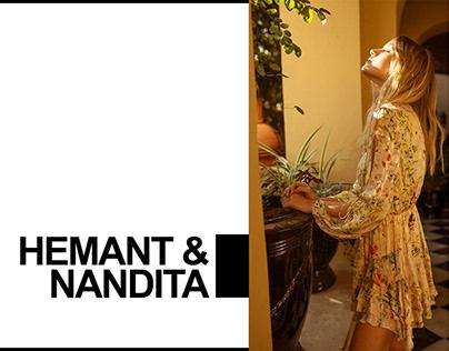 Hemant & Nandita - Brand Equity