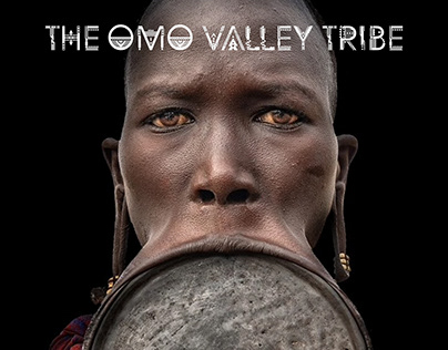 menswear collection inspired from omo valley tribe