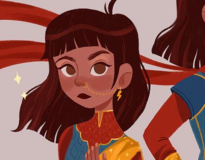 Ms Marvel - Kamala Khan