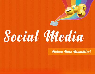 Hakan Unlu Mamülleri Social Media Collection