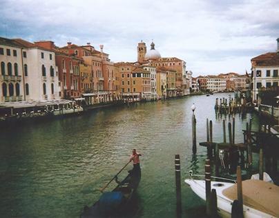 Venice on film