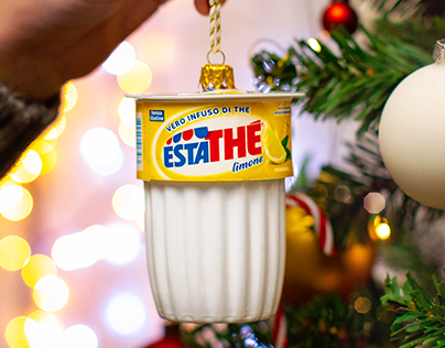 Estathé - Digital & Social Christmas Campaign
