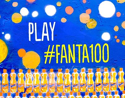 FANTA – Play #Fanta100
