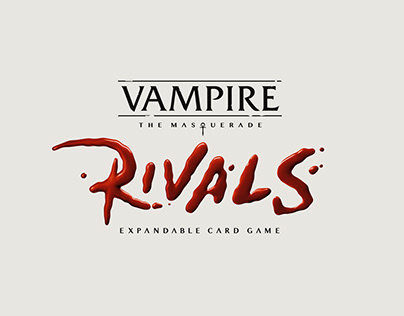 Vampire the Masquerade: Rivals Expandable Card Game