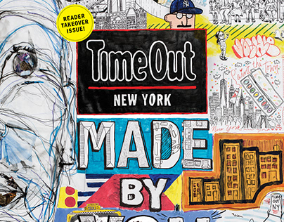 Timeout NY: Reader Takeover 2017