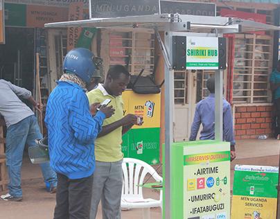 Solar WiFi Kiosk