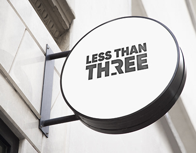 Less Than Three Logo