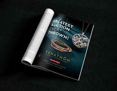 Tenathon 2020 - Ad Campaign