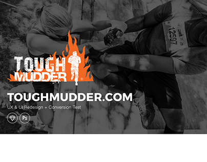 ToughMudder.com Conversion Test