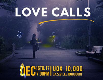Love Calls Poster