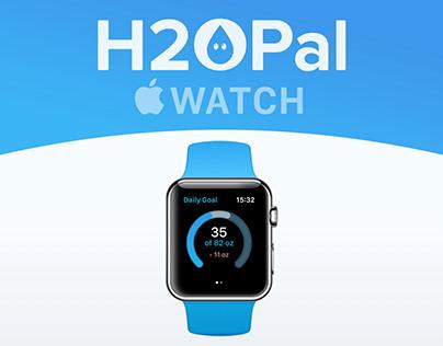 H2OPal Apple Watch App