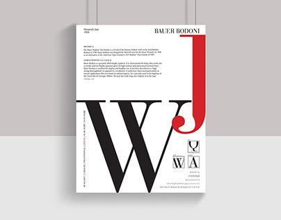 Celebrating Typography | Typographic Posters