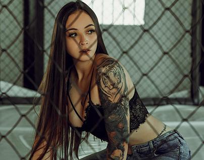 Natalia - Sensual color
