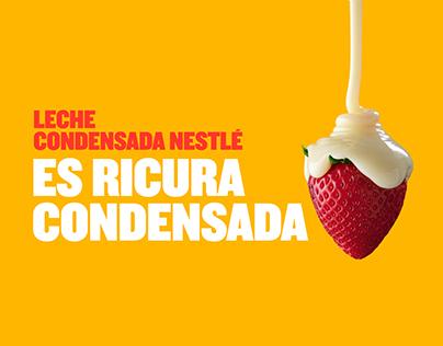 Leche Condensada | Nestlé