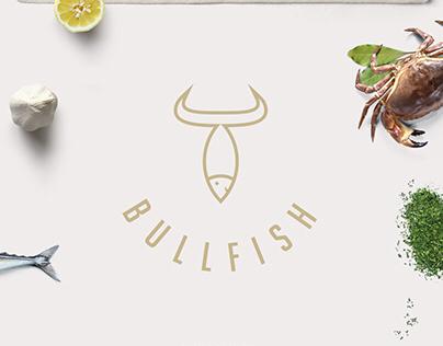 BULLFISH Restaurant - Logo