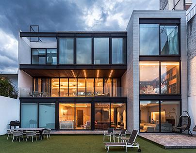 Av. las Fuentes - ML Arquitectos