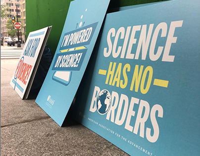 March for Science 2017 Signs