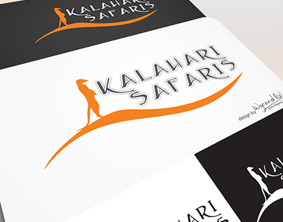 Logo Design - Kalahari Safaris