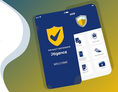 Pligence Privacy Defender App