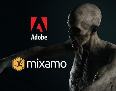 Adobe Mixamo Characters