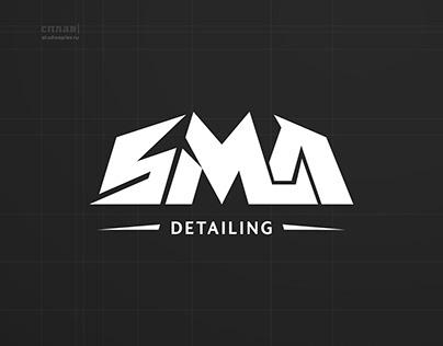 Разработка логотипа для детейлинг услуг