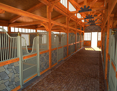Estate & Stable Examples