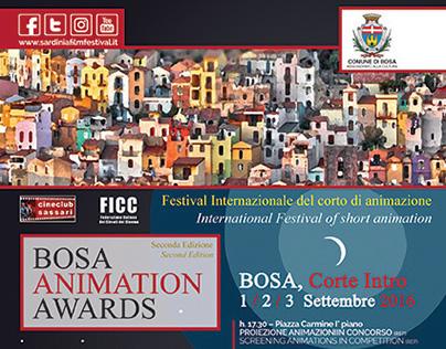 Bosa Animation Awards 2016