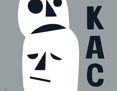 KAC / HANGOVER / poster