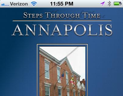 Annapolis Walking Tour