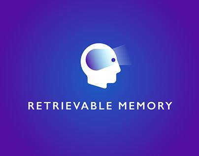 Retrievable Memory   Logo & Website Design