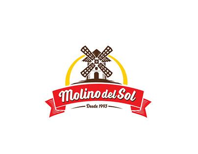 Remozamiento logo Molino del Sol (propuesta)