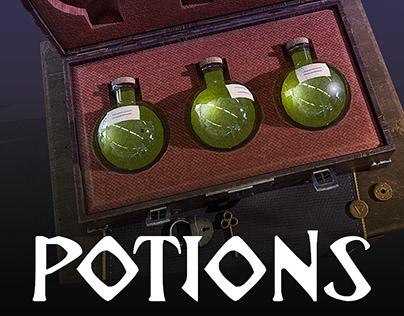 Potion Case