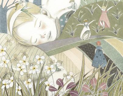 Illustrazioni per Les Malheurs de Sophie-Eli La Spiga