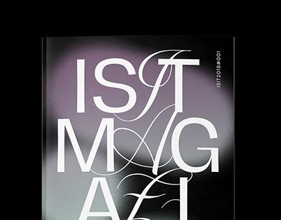 ISIT Magazine Cover