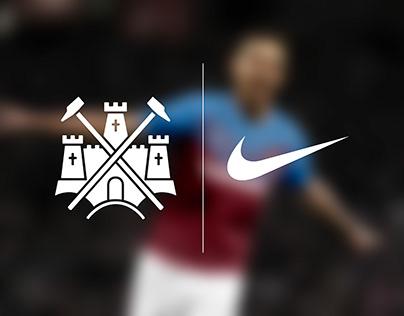 West Ham x Nike