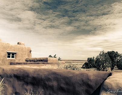 Architecture New Mexico